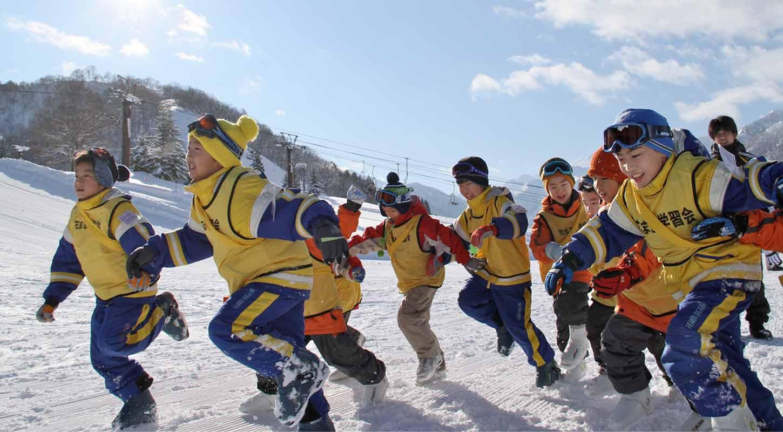 はじめてスキーコース